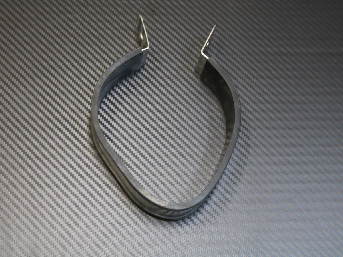 サイレンサーバンド チタンオーバル用の製品写真