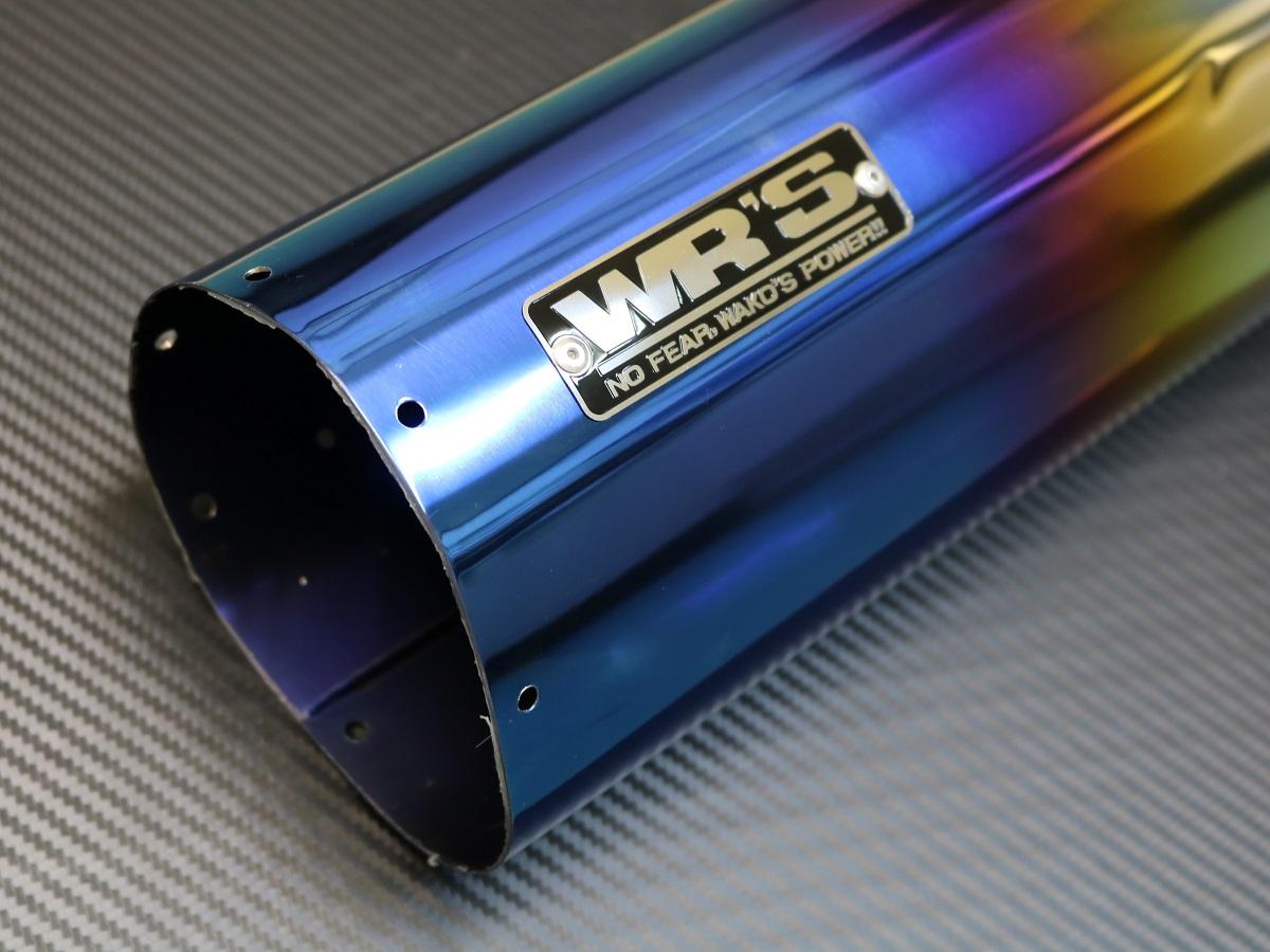 ST-OVAL SS-OVAL 焼き色チタンシェルの製品写真